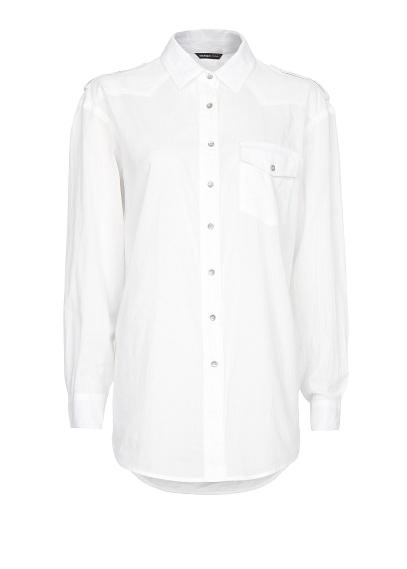 mango camisa