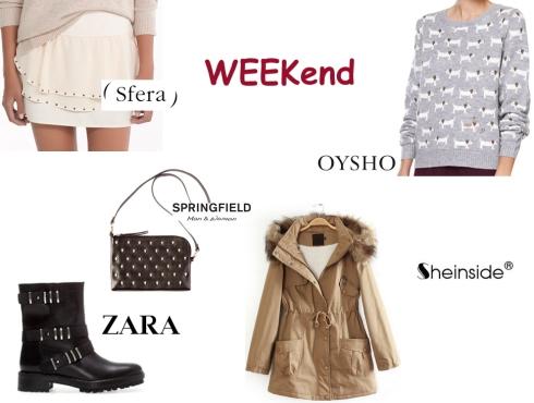 Weekend look