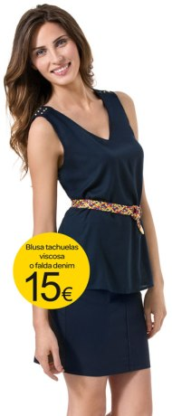 Mujer Carrefour Tex