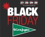 Black Friday Corte Inglés