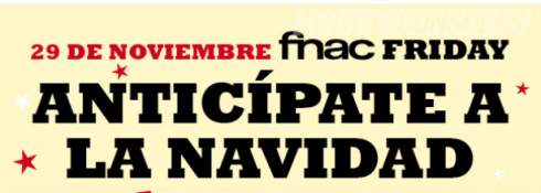 FNAC Black Friday